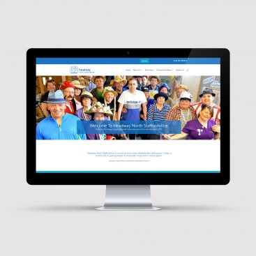 Headway North Staffordshire Website